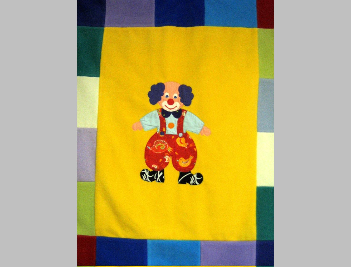 tapis-clown